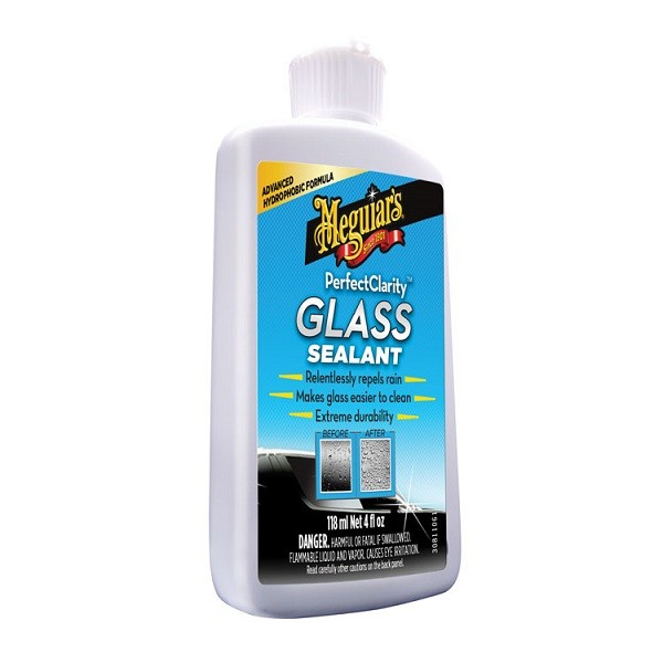 Meguiars Perfect Clarity Glass Sealant