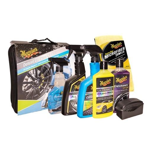 Deluxe Car Care Kit V2